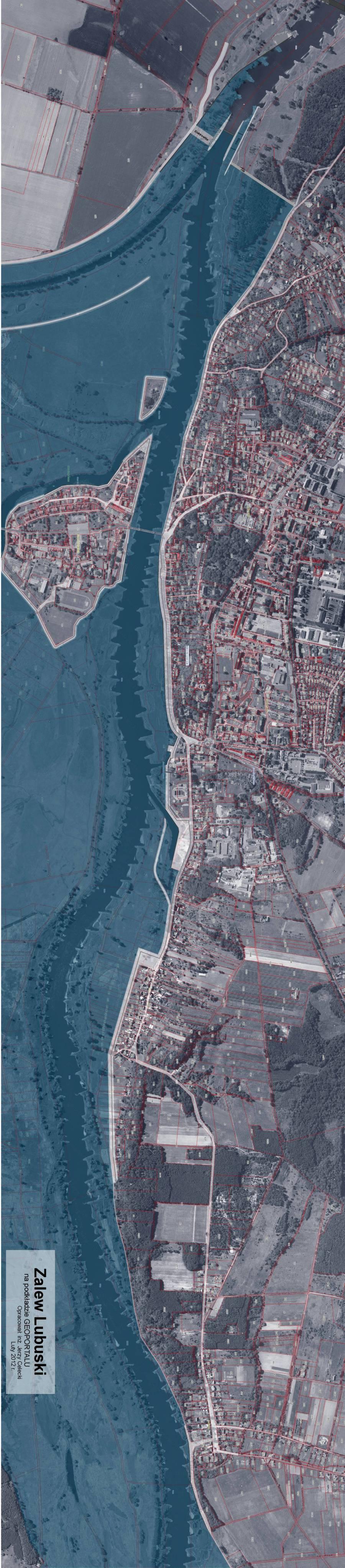 mapa.zalew lubuski 1
