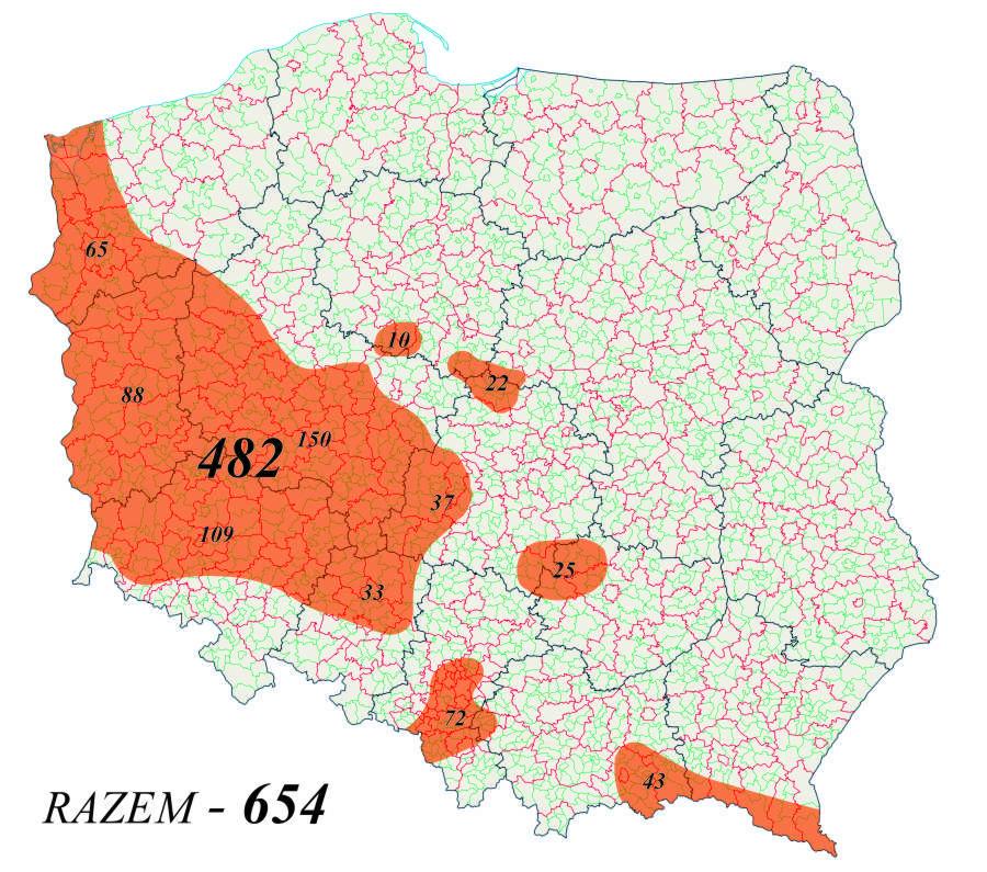 16. mapa gmin